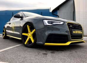 Audi a5 by BB-Folien Bele Boštjan