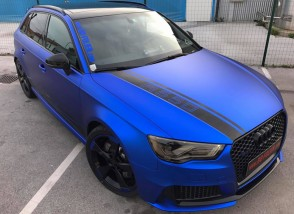 Folierung-Foliranje-Wrap Audi RS3-550 by BB-Folien Bele Boštjan