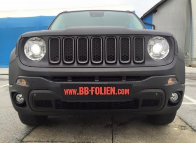 Folierung Jeep Renegade KPL by BB-Folien Bele Boštjan