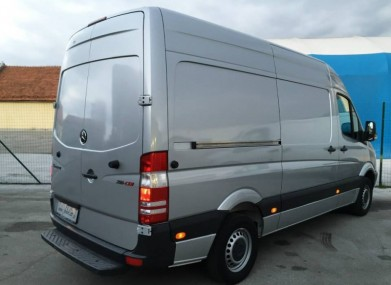 Folierung BMW Sprinter KPL by Foliocar Bele Boštjan