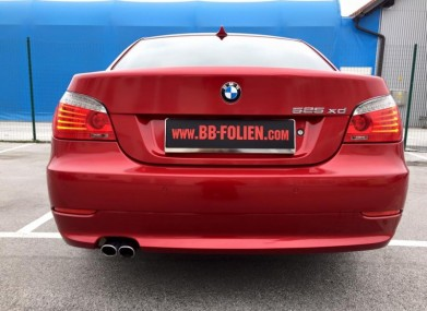 Folierung BMW 5 KPL by BB-Folien Bele Boštjan