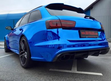 Folierung Audi RS6 KPL by BB-Folien Bele Boštjan
