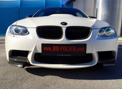 Folierung BMW M3 KPL by BB-Folien Bele Boštjan