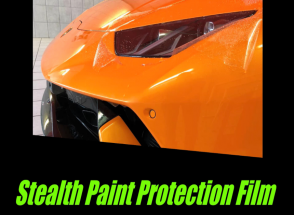 Stealth Paint Protection by BB-Folien Folierungen